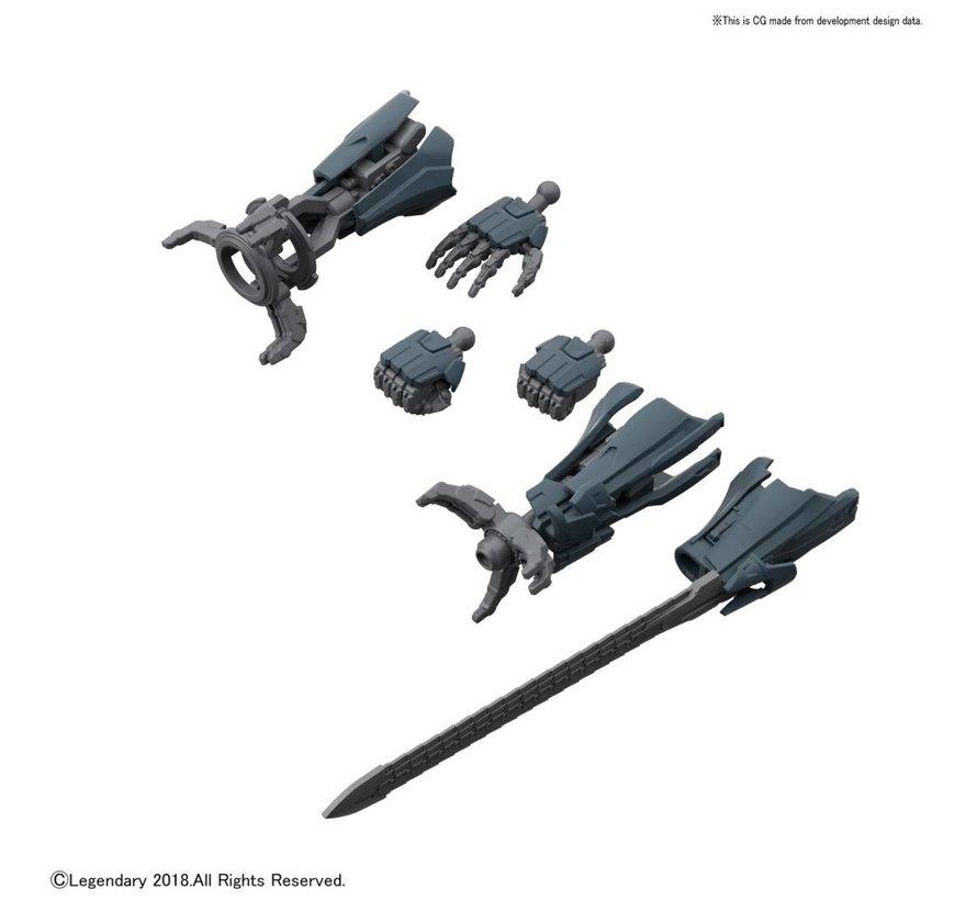 "224497 Gipsy Avenger ""Pacific Rim"" Bandai HG"