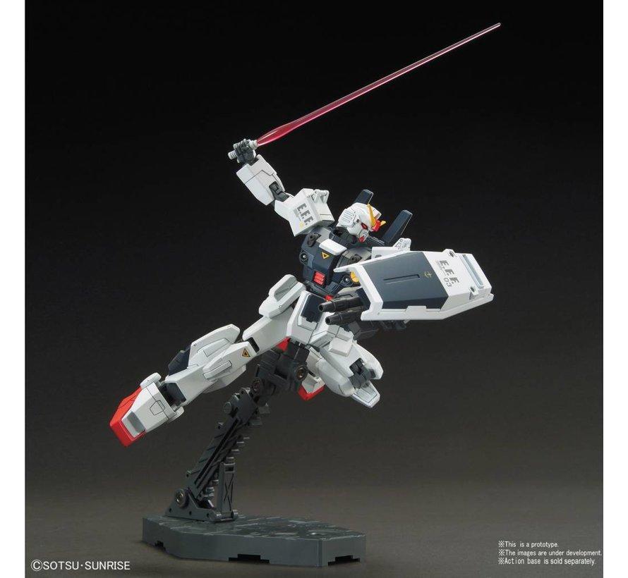 """222262 Blue Destiny Unit 3 (Exam) """"Gundam: The Blue Destiny"""", Bandai HGUC 1/144"""