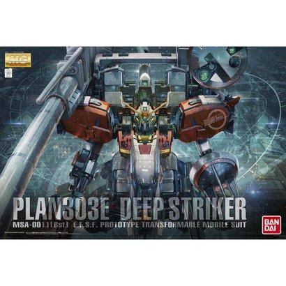 "BANDAI MODEL KITS 224034 Plan303E Deep Striker ""Gundam Sentinel"", Bandai MG 1/100"