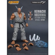 Storm Collectibles Heihachi Mishima  Action Figure