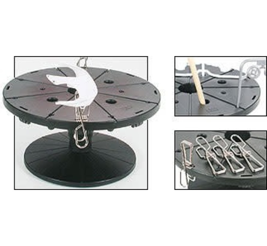 74522 Plastic Model Painting Stand Set