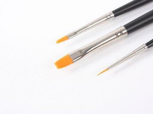 Tamiya (TAM) 865- Modeling Paint Brush Set
