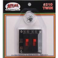 ATL- Atlas 150- 210 Twin Electrical Control
