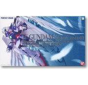 BANDAI MODEL KITS Wing Gundam Zero Custom Pearl Coating PG