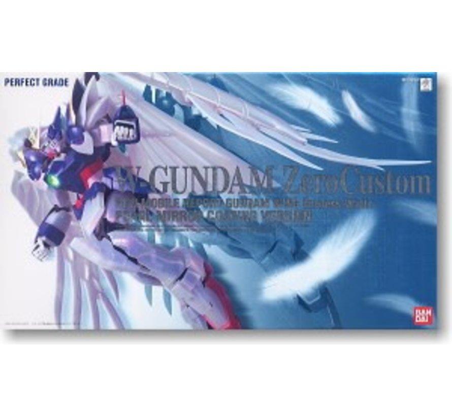 149843 Wing Gundam Zero Custom Pearl Coating, Bandai Perfect Grade Action Figure