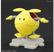 BANDAI MODEL KITS #6 Haro Happy Yellow  HaroPla