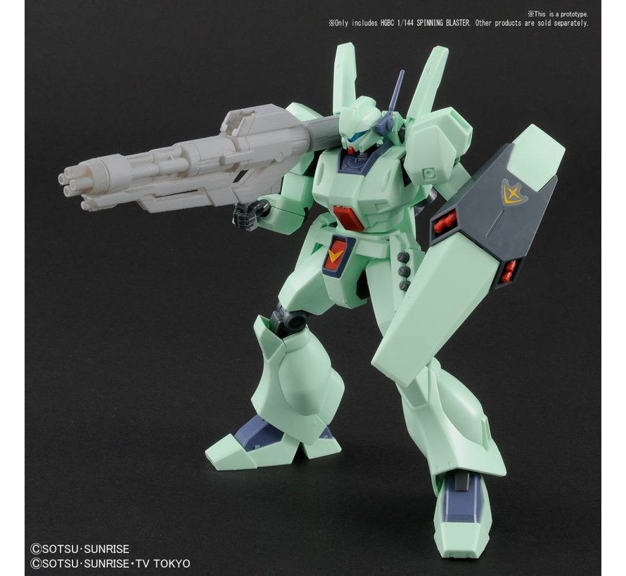 "225760 #38 Spinning Blaster ""Gundam Build Divers"", Bandai HGBC"