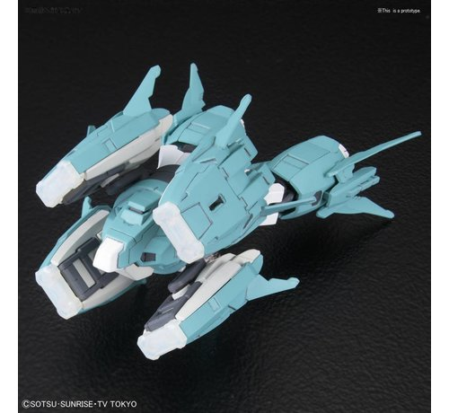 "Bandai 225759 #39 Ptolemaios Arms ""Gundam Build Divers"", Bandai HGBC"