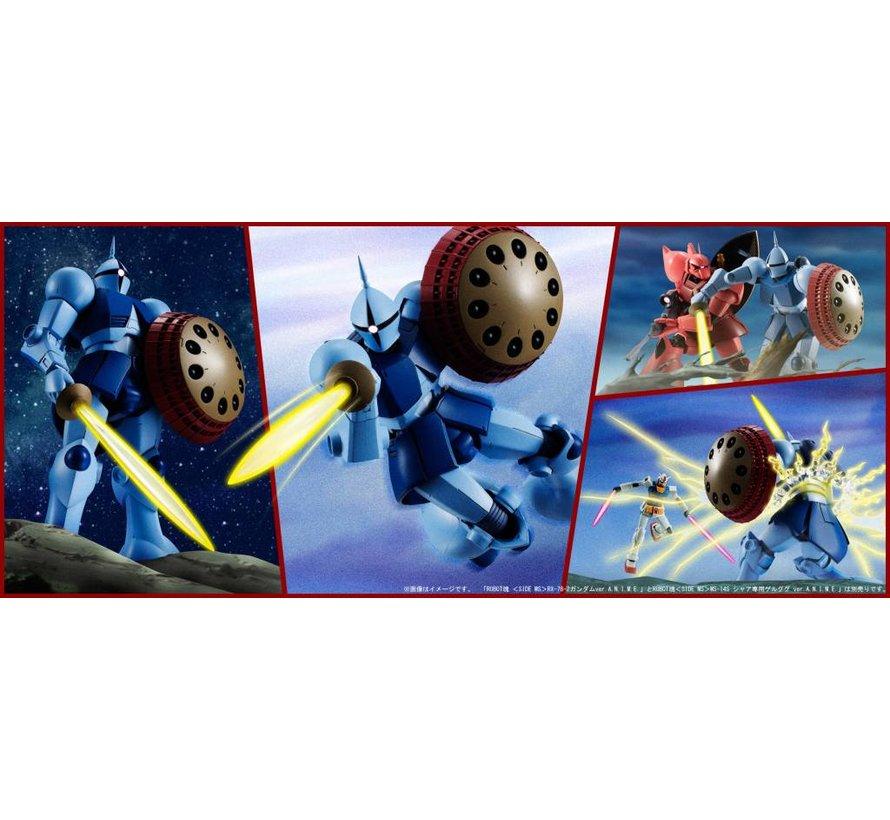 "25871 YMS-15 Gyan Ver. A.N.I.M.E. ""Mobile Suit Gundam"", Bandai Robot Spirits"