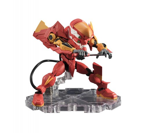"Tamashii Nations 25878 EVA-02 Evangelion Second Unit (TV Ver.) ""Evangelion"", Bandai NXEDGE Style"