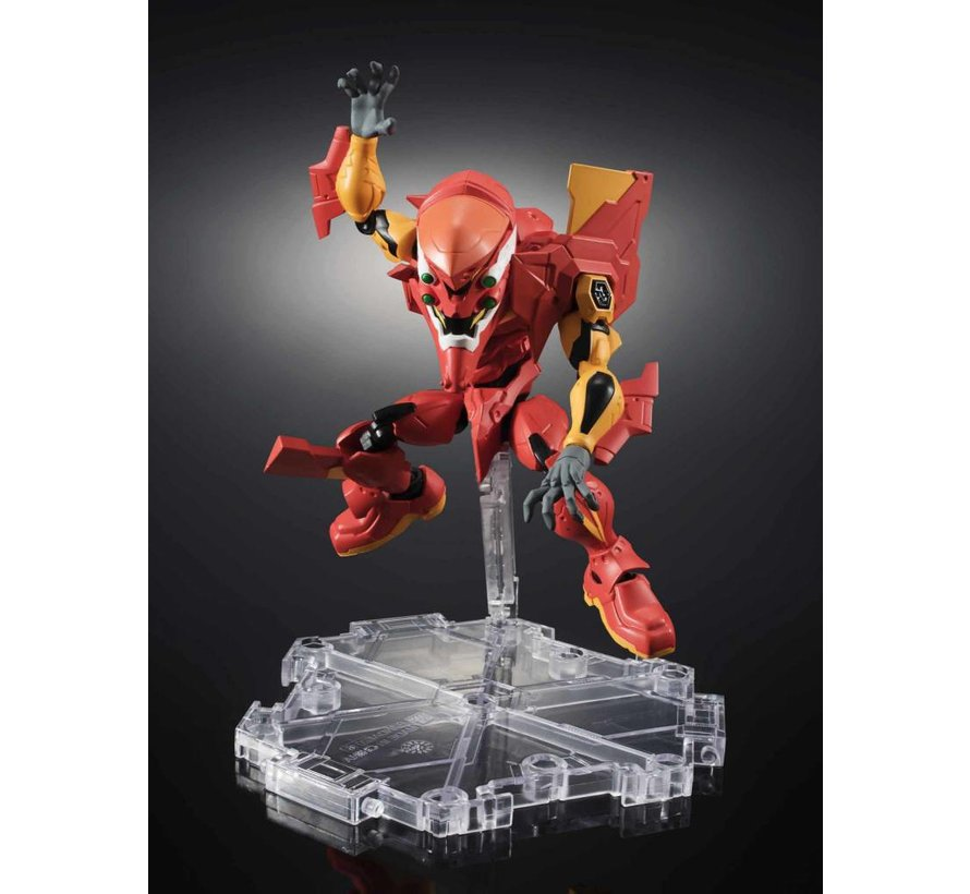 "25878 EVA-02 Evangelion Second Unit (TV Ver.) ""Evangelion"", Bandai NXEDGE Style"