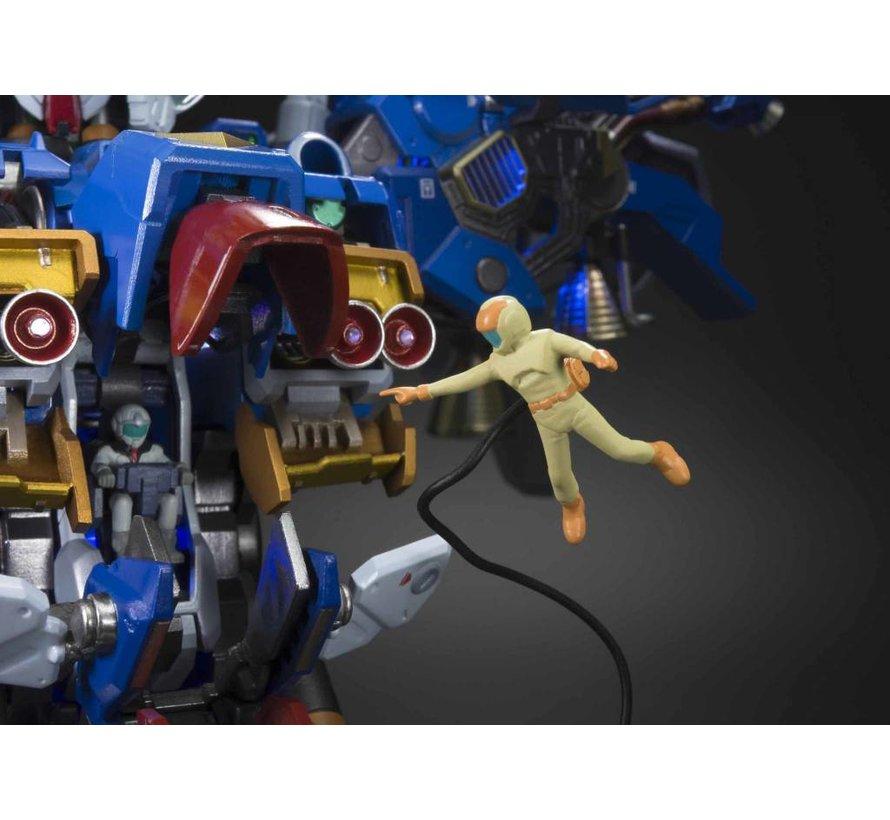 "BAN55001 RX-78GP01-Fb Gundam Zephyranthes Full Burnern ""Mobile Suit Gundam 0083"", Bandai Formania EX"