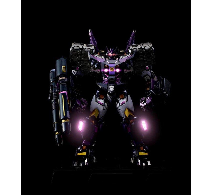 """51202 #02 - Tarn """"Transformers"""", Flame Toys Kuro Kara Kuri"""