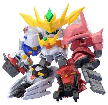 Bandai Shokugan Super Shock Gundam