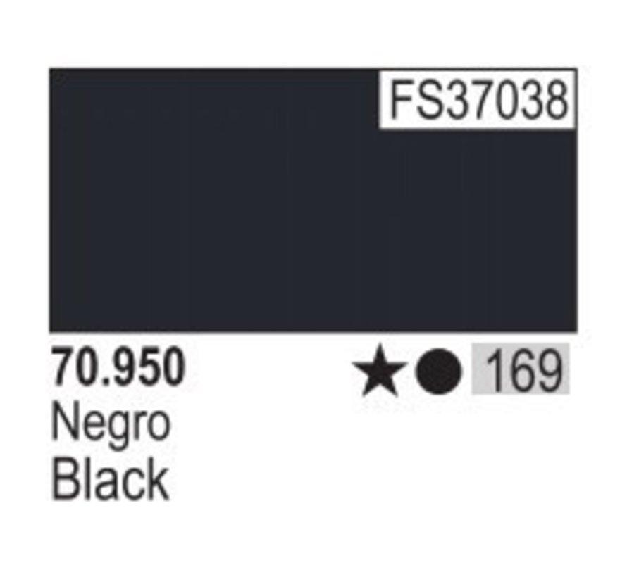70950 - BLACK                       17ML