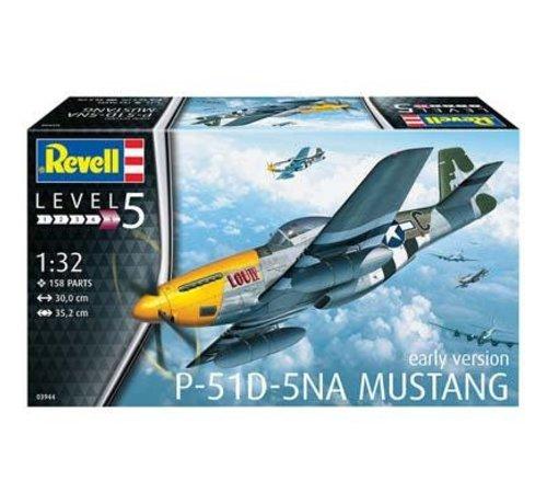 Revell Germany (RVL) 03944 P-51D Mustang 1/32  Model Kit