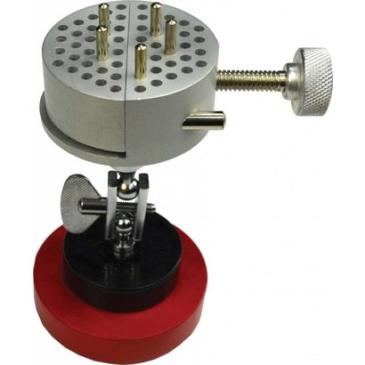 """SQU - Squadron SQ10256 - 2"""" Deluxe Part Holder Vise with Heavy Metal Stand - SQ10256"""