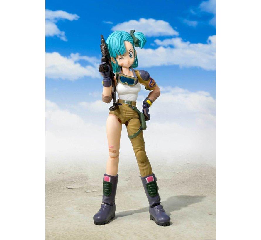 "55071 Bulma ""Dragon Ball"", Bandai S.H.Figuarts  - P-Bandai"