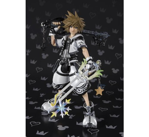"Tamashii Nations 55069 Sora (Final Form) ""Kingdom Hearts II"", Bandai S.H.Figuarts *P-Bandai*"