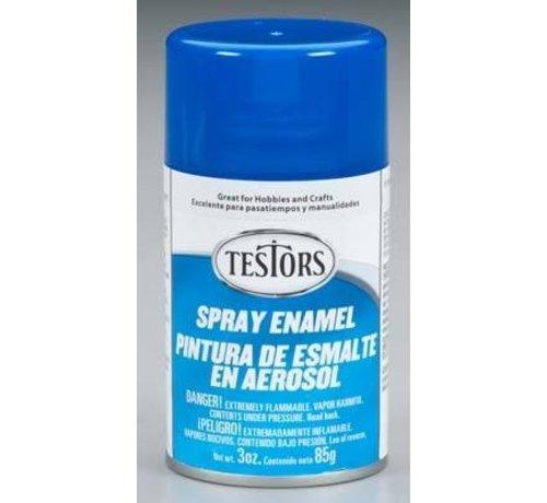 Testors (TES) 704- 1211 Spray 3oz Dark Blue Paint