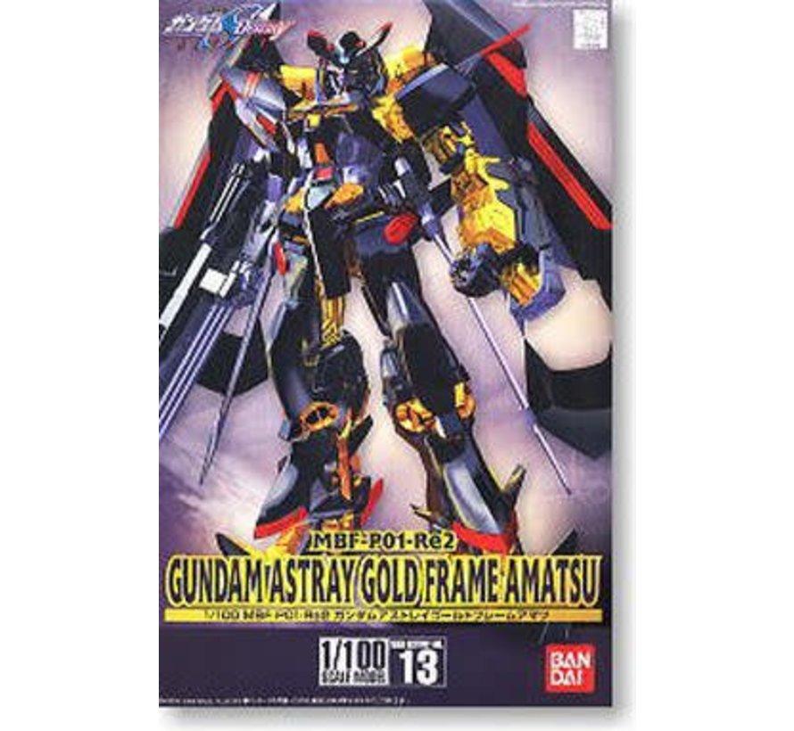 BANDAI MODEL KITS 145071 #13 Gundam Astray Gold Frame Amatu Mina