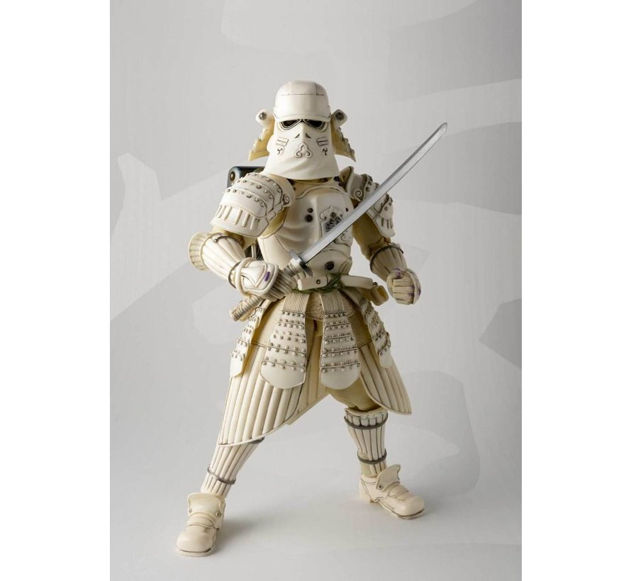 "55074 Kanreichi Ashigaru Snow Trooper ""Star Wars"", Bandai Meisho Movie Realization *P-Bandai*"