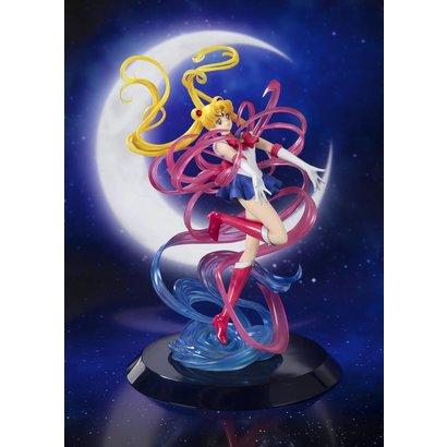 "Tamashii Nations 55072 Sailor Moon -Moon Crystal Power, Make Up- ""Sailor Moon"", Bandai FiguartsZero Chouette *P-Bandai*"