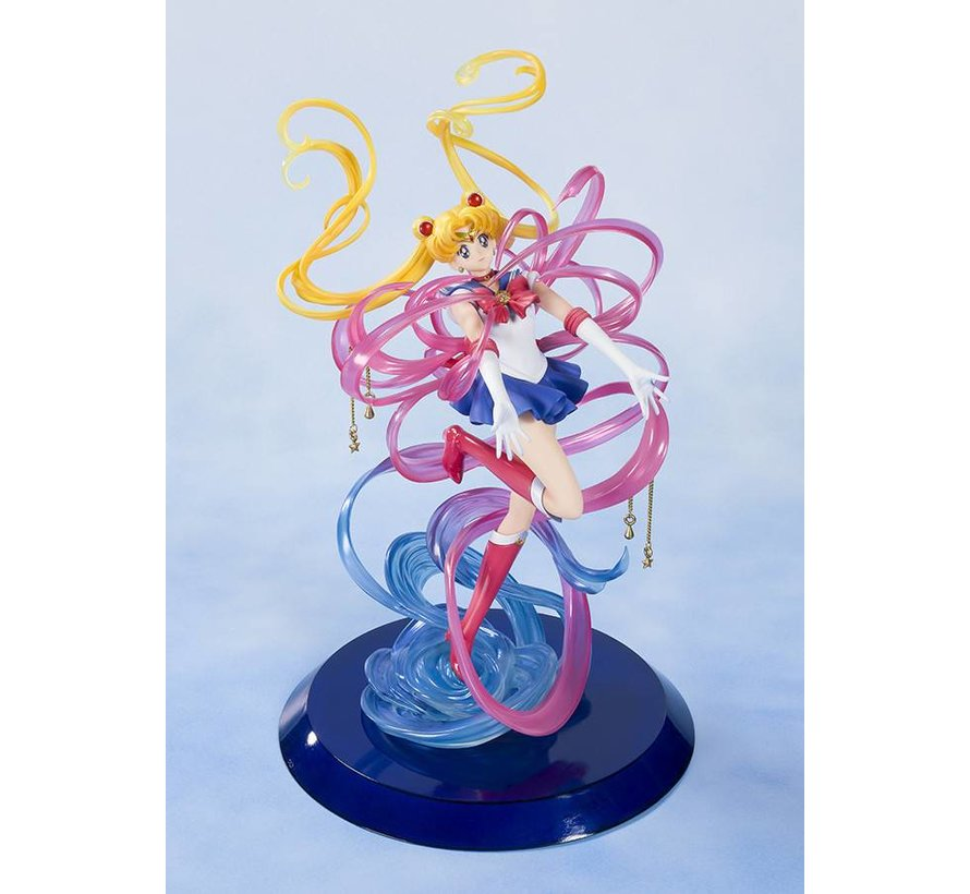 "55072 Sailor Moon -Moon Crystal Power, Make Up- ""Sailor Moon"", Bandai FiguartsZero Chouette *P-Bandai*"
