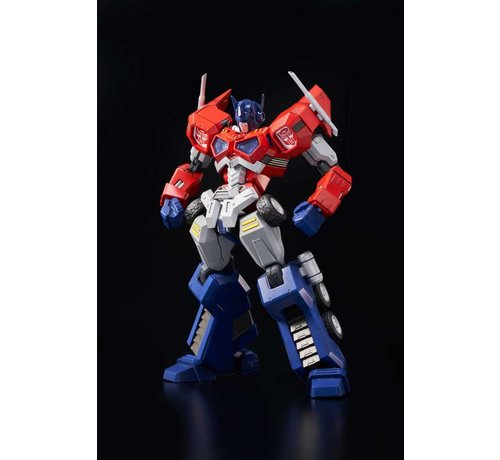"Flame Toys 51204 01 Optimus Prime (Attack Mode) ""Transformers"", Flame Toys Furai Model"