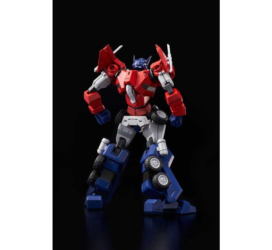 "51204 01 Optimus Prime (Attack Mode) ""Transformers"", Flame Toys Furai Model"