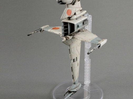 BANDAI MODEL KITS B-Wing Starfighter Star Wars