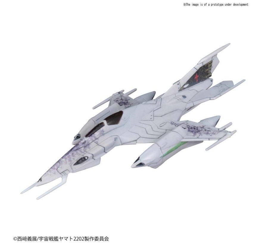 "230455 Czvarke & Desvatator Set ""Star Blazers"", Bandai Mecha Collection"