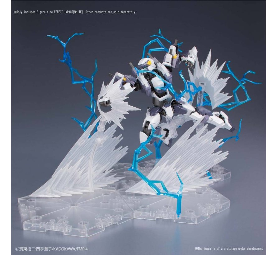 230459 Shockwave White, Bandai Figure-rise Effect