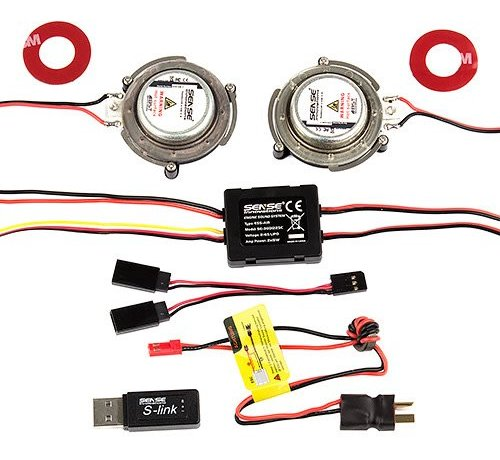 Sense Innovations Limited 29264 ESS-Air Engine Sound System
