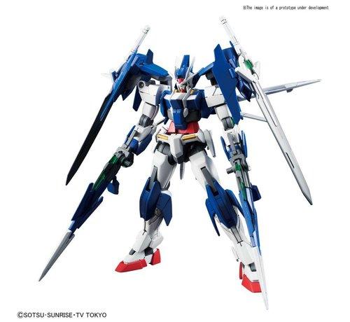 "BANDAI MODEL KITS 225756 #09 Gundam 00 Diver Ace ""Gundam Build Divers"", Bandai HGBD 1/144"