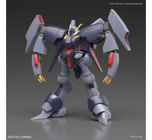 "BANDAI MODEL KITS 230346 Byarlant ""Z Gundam"", Bandai HGUC"