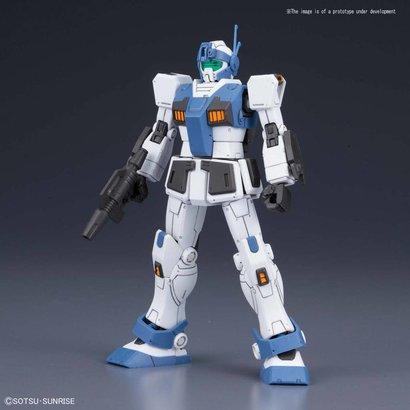 """BANDAI MODEL KITS 230355 GM Guard Custom """"Gundam MSV-R"""", Bandai HGUC"""