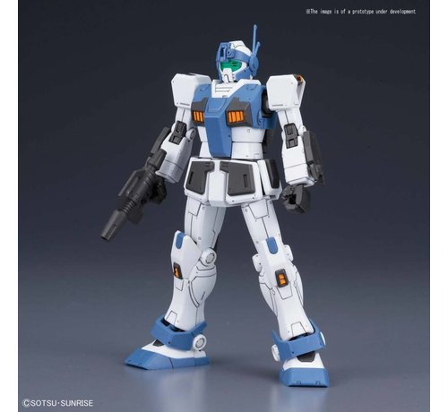 "BANDAI MODEL KITS 230355 GM Guard Custom ""Gundam MSV-R"", Bandai HGUC"