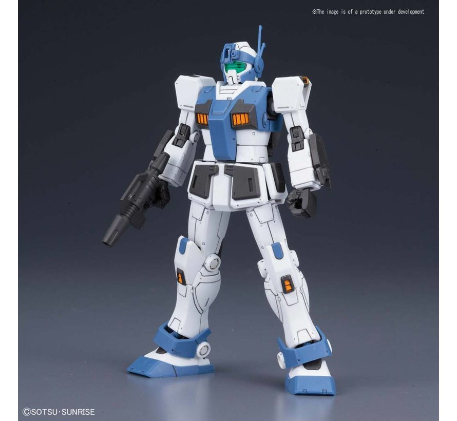 "230355 GM Guard Custom ""Gundam MSV-R"", Bandai HGUC"