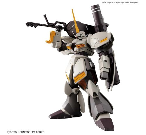 "BANDAI MODEL KITS 230347 #010 Galbaldy Rebake ""Gundam Build Divers"", Bandai HGBD"