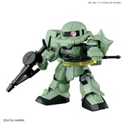 BANDAI MODEL KITS Cross Silhouette Zaku II