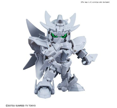"BANDAI MODEL KITS 230361 RX-Zeromaru ""Gundam Build Divers"", Bandai HGBD"