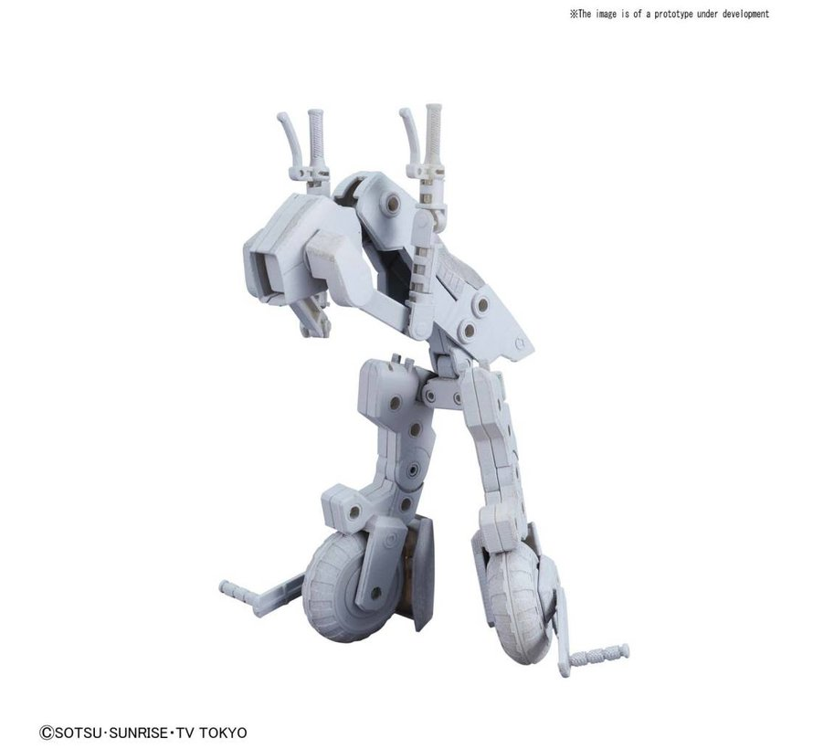 "230362 Machine Rider ""Gundam Build Divers"", Bandai HGBD"