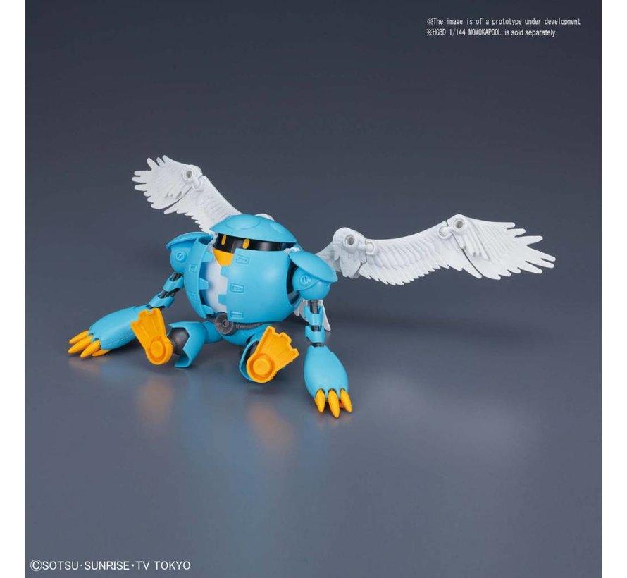 "230454 Skyhigh Wings ""Gundam Build Divers"", Bandai HGBD"