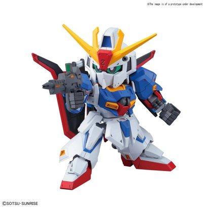 "BANDAI MODEL KITS 230366 Cross Silhouette Zeta Gundam ""SD Gundam"", Bandai SDCS Gundam"