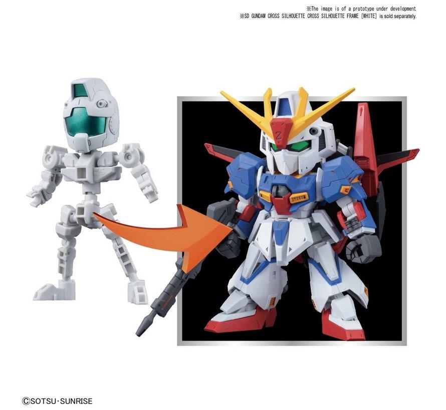 """230366 Cross Silhouette Zeta Gundam """"SD Gundam"""", Bandai SDCS Gundam"""