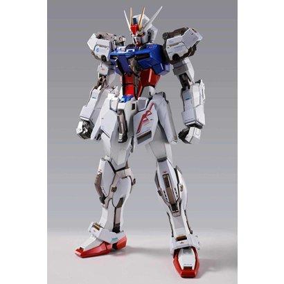 """Tamashii Nations 24779 Aile Strike Gundam """"Mobile Suit Gundam Seed"""", Bandai Metal Build"""