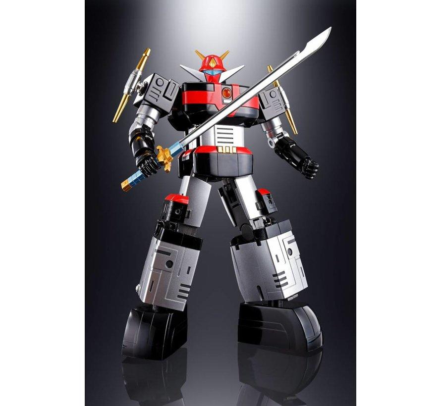 """55062 GX-60R God Sigma (Renewal Ver.) """"Space Emperor God Sigma"""", Bandai Soul Of Chogokin"""