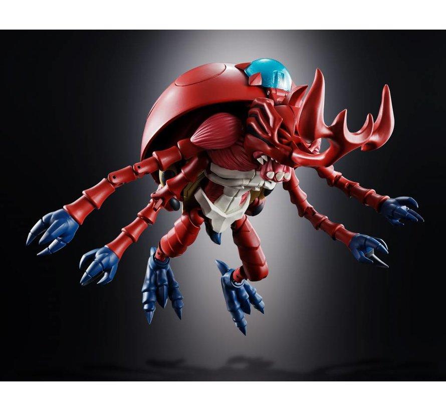 "55063 06 Atlur Kabuterimon ""Digimon"", Bandai Digivolving Spirits"