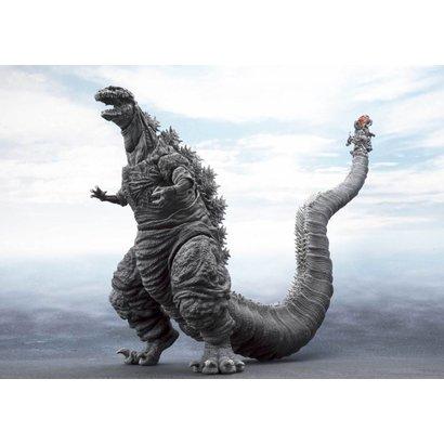 "Tamashii Nations 20863 Godzilla (2016) The Fourth Frozen Ver. ""Shin Godzilla"", Bandai S.H.MonsterArts"